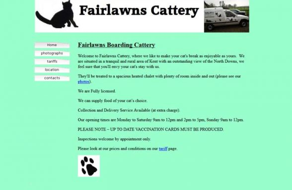 Fairlawns Cattery
