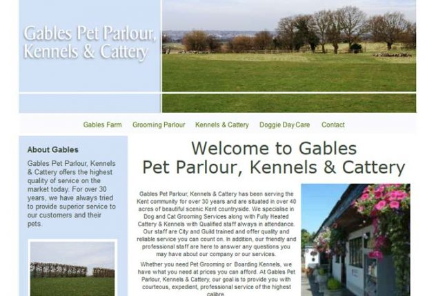 Gables Kennels and Cattery