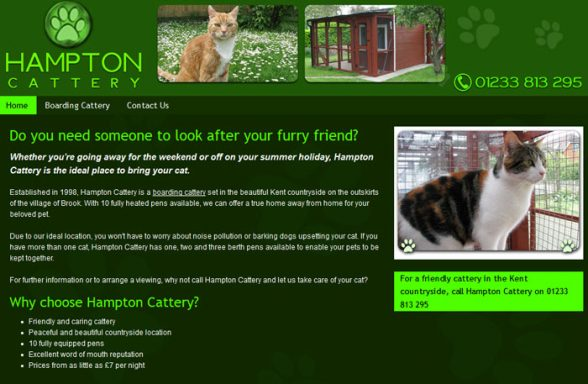 Hampton Cattery