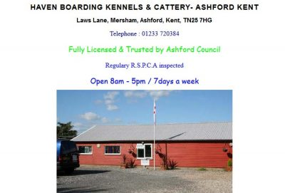 Haven Kennels and Cattery