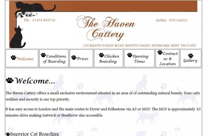 The Haven Cattery