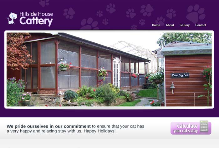 Hillside House Cattery