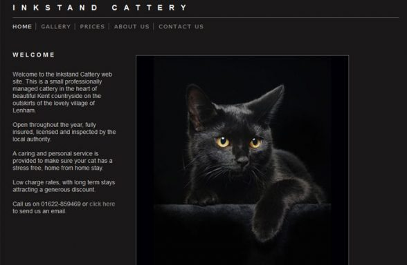 Inkstand Cattery