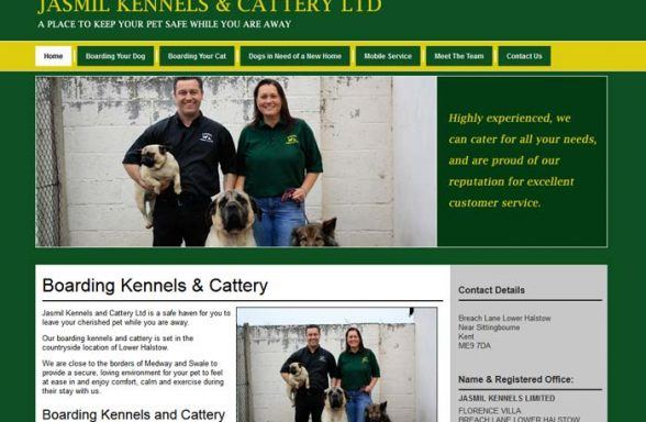 Jasmil Kennels and Cattery