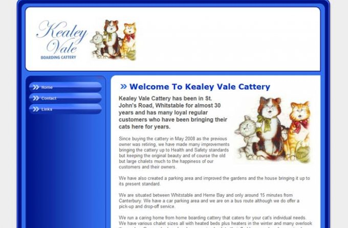 Kealey Vale Cattery