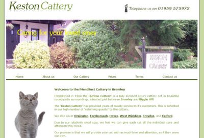 Keston Cattery