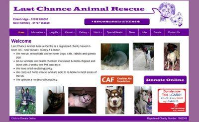 Last Chance Animal Rescue Centre - Edenbridge