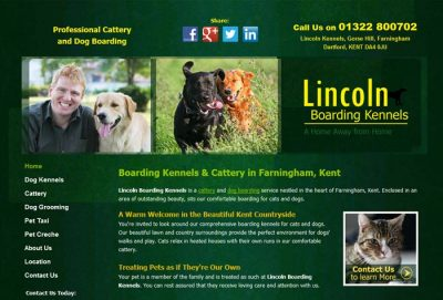 Lincoln Boarding Kennels and Cattery