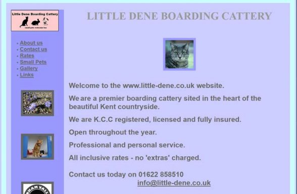 Little Dene Boarding Cattery