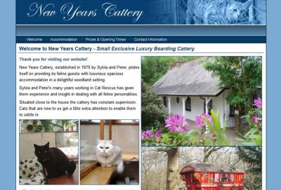 New Years Cattery