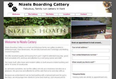 Nizels Boarding Cattery