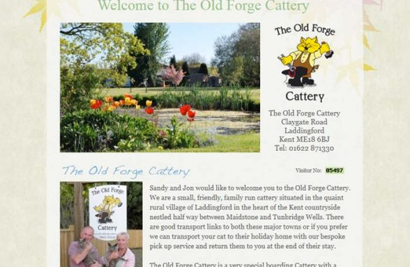 The Old Forge Cattery