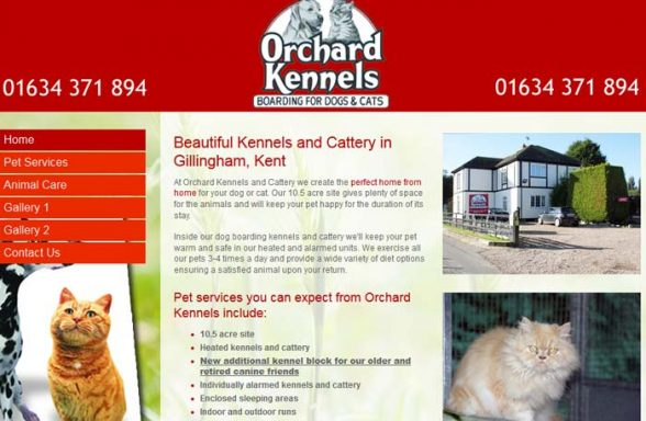 Orchard Kennels and Cattery