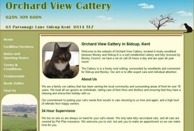 Orchard View Cattery