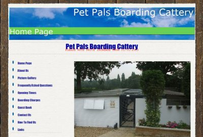 Pet Pals Boarding Cattery