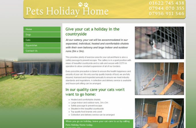 Pets Holiday Home