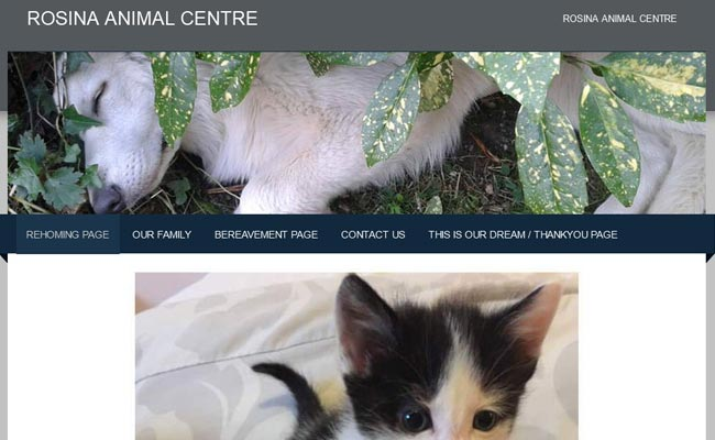 Rosina Animal Centre - Sevenoaks