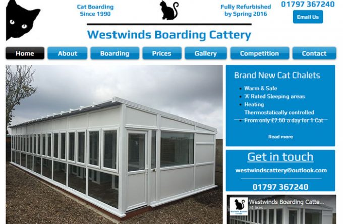 Westwinds Cattery