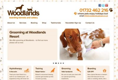 Woodlands Kennels and Cattery