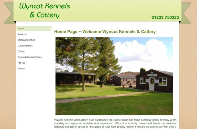 Wyncot Kennels and Cattery