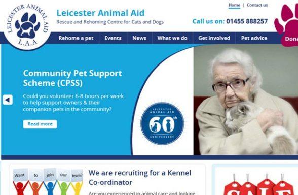 Leicester Animal Aid Association