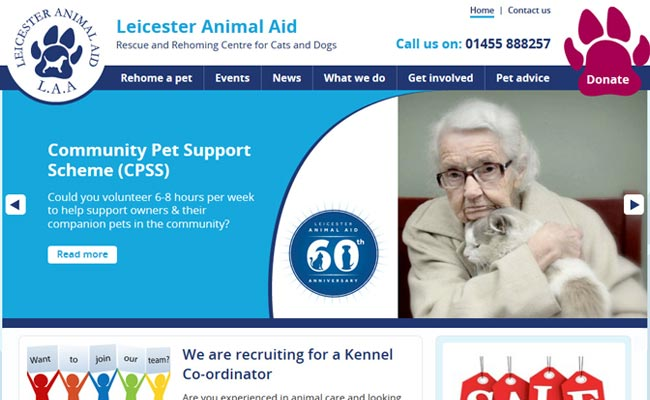 Leicester Animal Aid Association