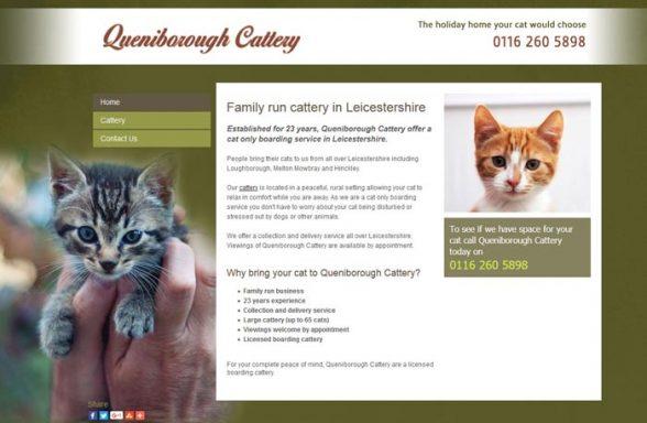 Queniborough Cattery