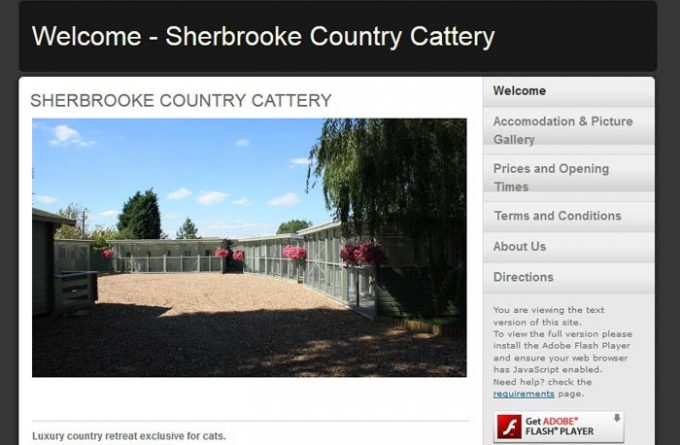 Sherbrooke Country Cattery
