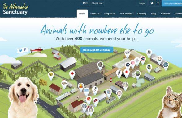 Alternative Animal Sanctuary - Lincoln