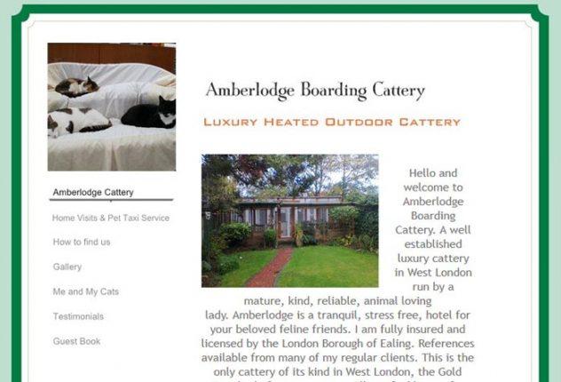Amberlodge Boarding Cattery