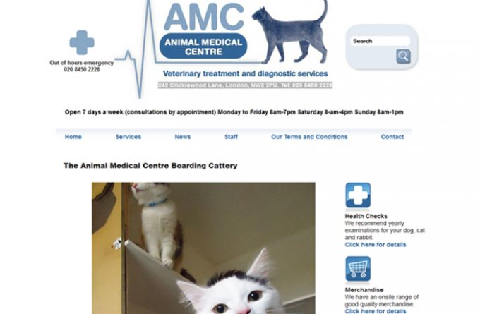Animal Medical Centre Boarding Cattery