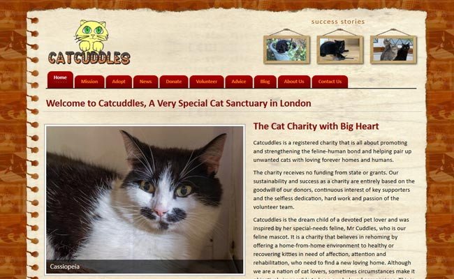 The Catcuddles Sanctuary - Abbey Wood