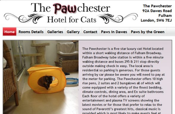 The Pawchester