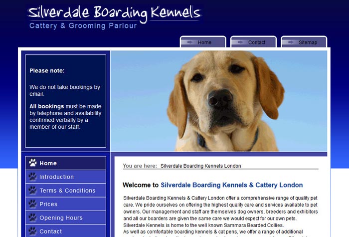 Silverdale Boarding Kennels and Cattery