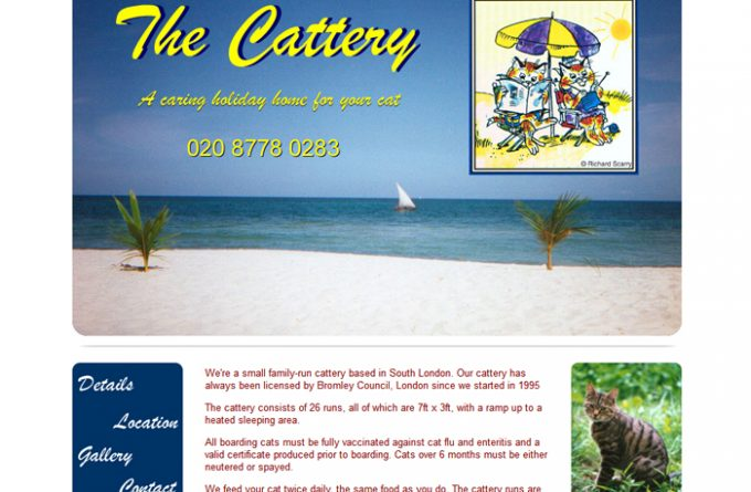 The Cattery