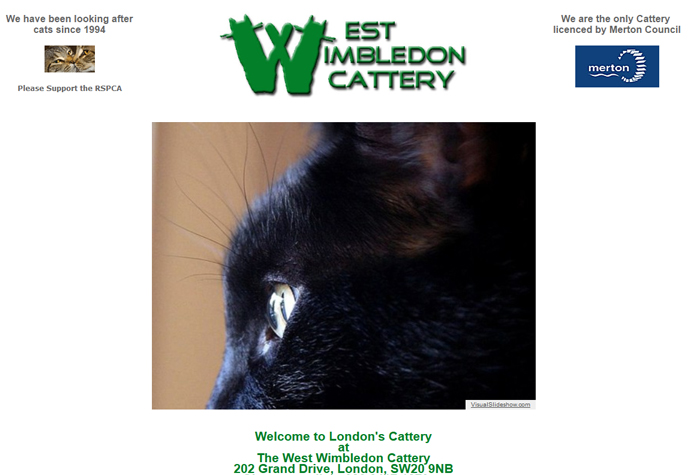 Rescue Cats Wimbledon