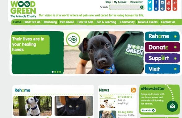 Wood Green Animal Shelter - Wood Green
