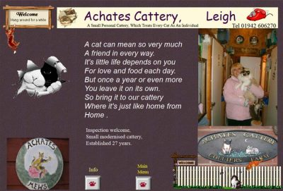 Achates Cattery