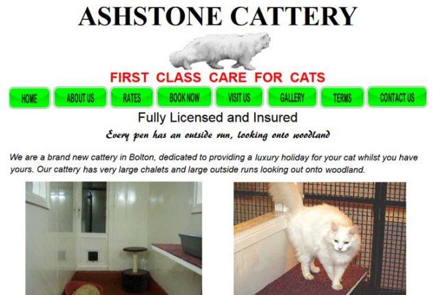 Ashstone Cattery