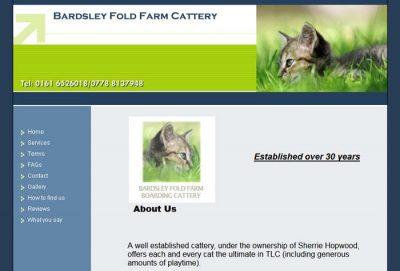 Bardsley Fold Farm Cattery