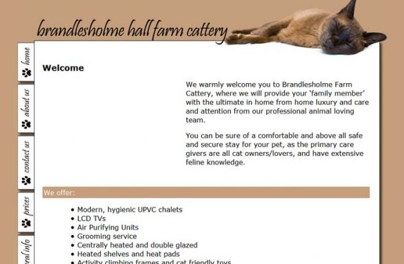 Brandlesholme Cattery