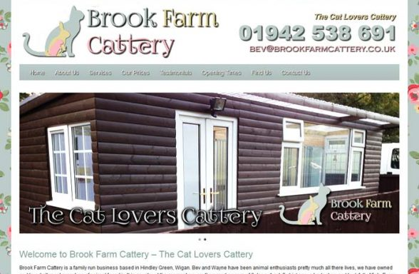 Brook Farm Cattery