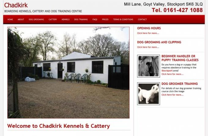 Chadkirk Cattery