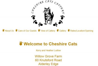 Cheshire Cats Cattery
