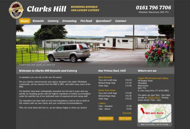 Clarks Hill Cattery