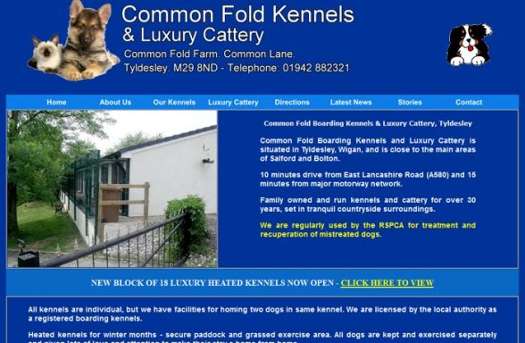 Common Fold Cattery