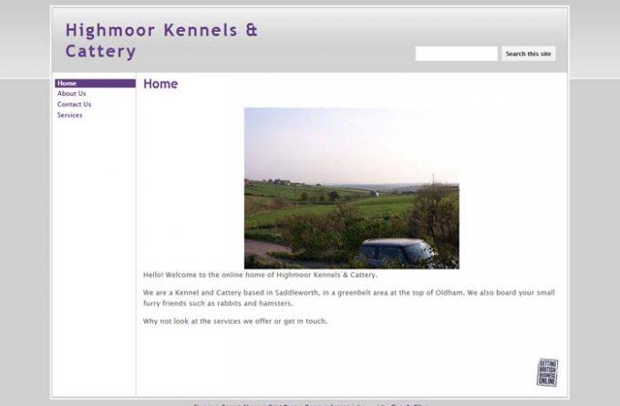 Highmoor Cattery