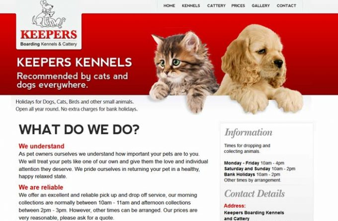 Keepers Cattery