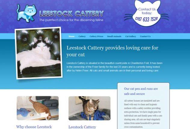 Leestock Cattery