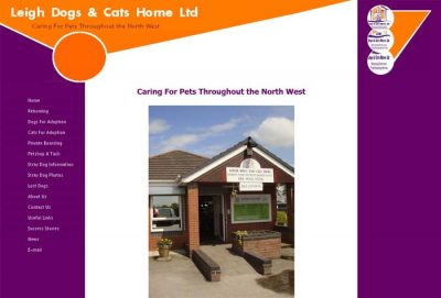 Leigh Dogs & Cats Home